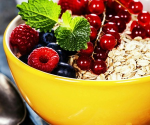 breakfast, cereals, and food image