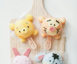 food, glace, and winnie image