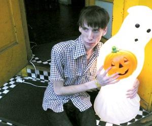 Halloween, bradford cox, and deerhunter image
