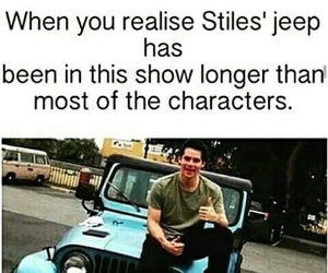 Hot, dylan obrien, and jeep image