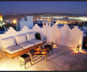 morocco, travel, and tanger image