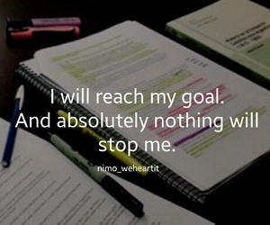 goals, nimo_weheartit, and inspiration image
