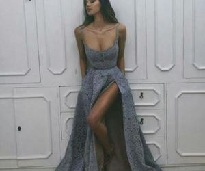 dress fashion pretty girl image