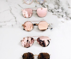 sunglasses, glasses, and pink image