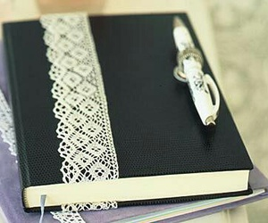 ideas, diy, and notebook image