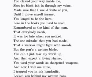 art, Erin Hanson, and poem image