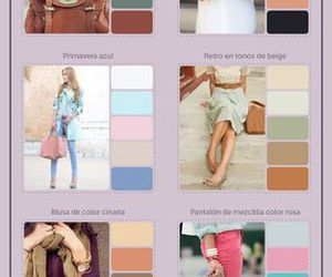 colors, outfit, and clothes image