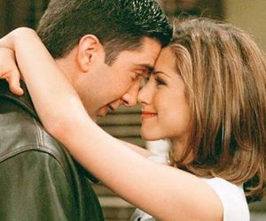 friends, couple, and Jennifer Aniston image