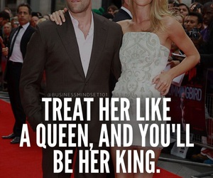 her, His, and Queen image
