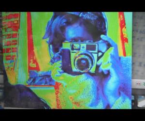 camera, moi, and retro image