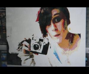 camera, crazy, and moi image