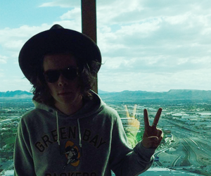 Harry Styles, one direction, and Las Vegas image