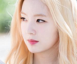 blonde, joy, and red velvet image