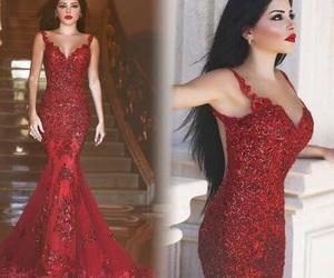 arabic, night dress, and красивая девушка image