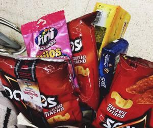 guloseimas, foods, and doritos image