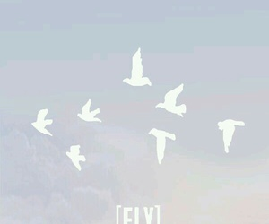 got7, fly, and wallpaper image