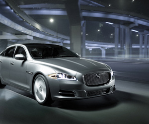 electric car, 2011, and jaguar xj image
