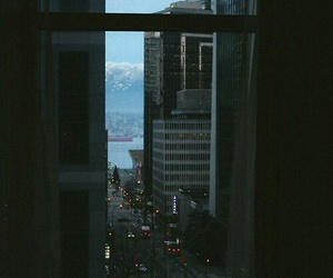 city, building, and grunge image