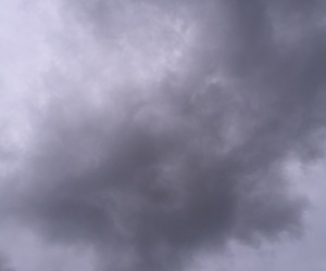 bad weather, clouds, and dark clouds image
