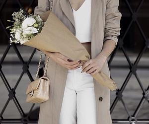 beauty, coat, and fall image
