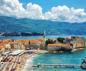beach, europe, and outdoor image