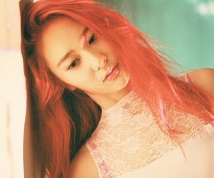f(x), krystal, and pink tape image