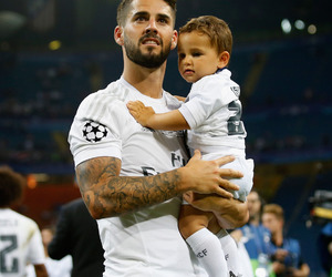 isco, real madrid, and football image