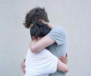 boy, gay, and couple image