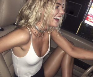 girl, alissa violet, and smile image