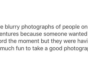 accurate, adventures, and blurry image