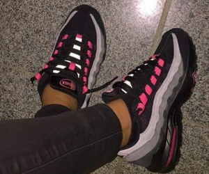 shoes and air max 95 image
