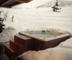 cold, cozy, and jacuzzi image