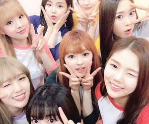 oh my girl and OMG image