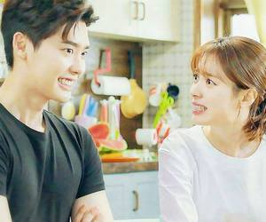 kdrama, two worlds, and han hyo joo image