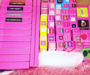 goals, jeffree star, and package image