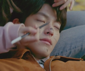 drama and uncontrollably fond image
