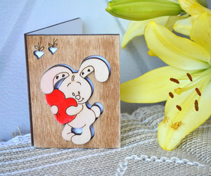 etsy, greeting card, and love card image