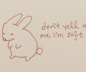 soft, aesthetic, and bunny image