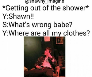 shawn mendes, shawn mendes imagine, and dirty+imagine image