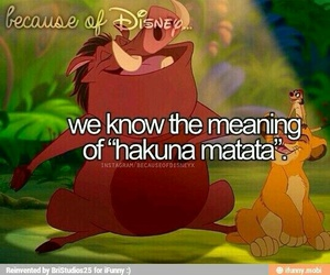 disney, the lion king, and because of disney image