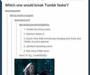 supernatural, doctor who, and sherlock image