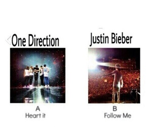 justin bieber, one direction, and louis tomlinson image