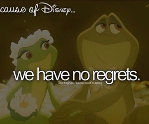 disney and because of disney image