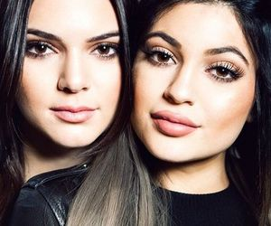 kendall jenner, kylie jenner, and Kendall image
