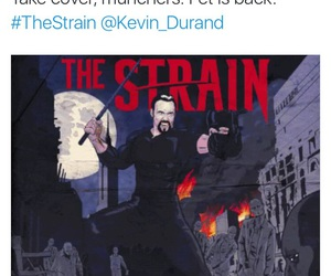horror and the strain image