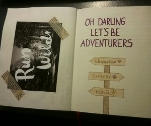 adventures, wanderlust, and diary image