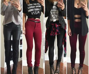 casual, chic, and fashion image