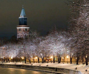 finland, places, and travels image