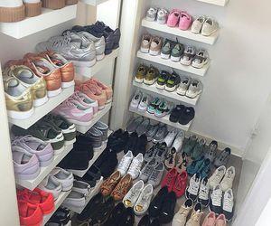 shoes, adidas, and nike image