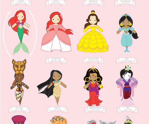disney, princess, and ariel image